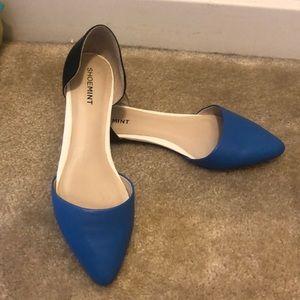 Shoe Mint d'orsay flats 7.5m